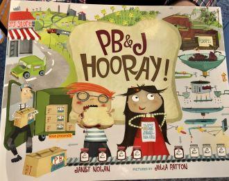 PB&JHooray
