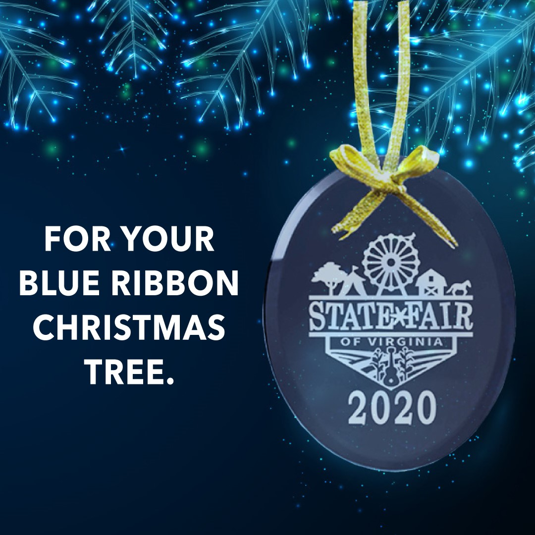 Sfv Christmas 2020 Order a State Fair of Virginia Holiday Ornament by Oct. 20 | Plows
