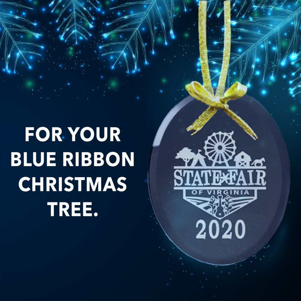 Order a State Fair of Virginia Holiday Ornament by Oct. 20 | Plows